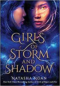 Blog Tour: Girls of Storm and Shadow by Natasha Ngan