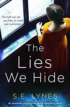 Blog Tour: The Lies We Hide by S. E. Lynes Ellen'sReview
