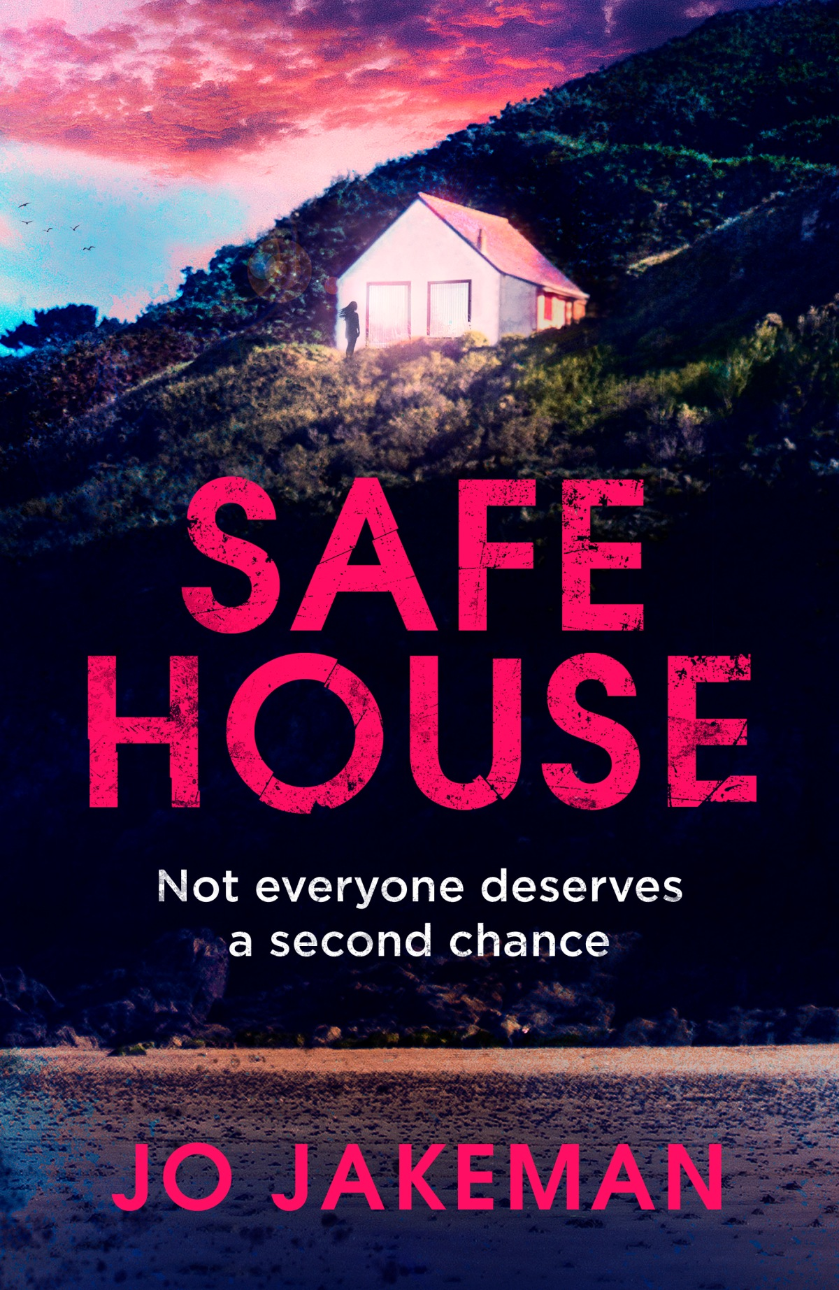 Blog Tour: Safe House by Jo Jakeman Ellen's Review
